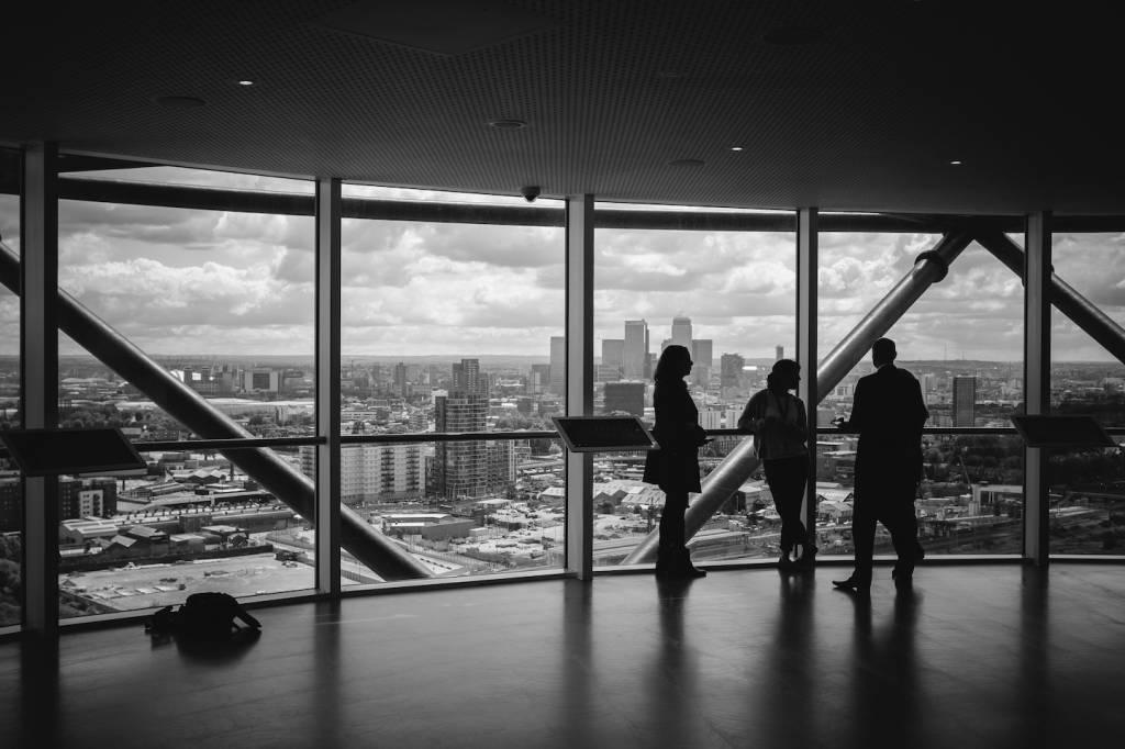 Tip op kantoor: staand vergaderen
