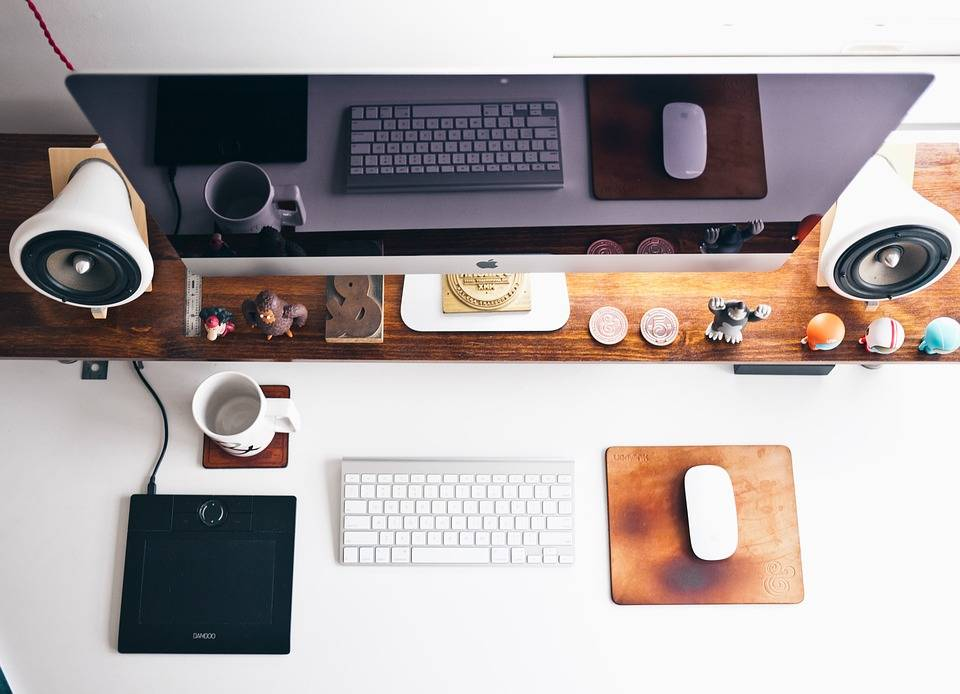 Infographic: productief thuiswerken