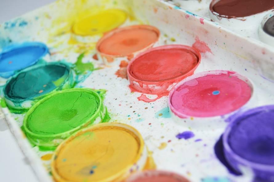 Kleuren & trends op kantoor: groen en blauw