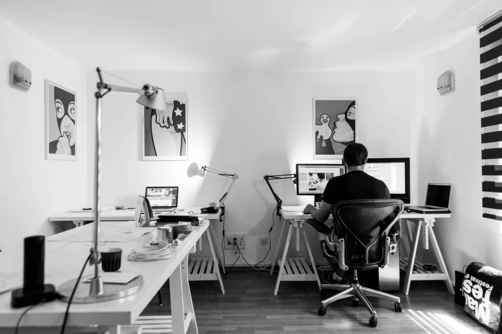 Versterk je merk met kantoorinrichting: 4 tips