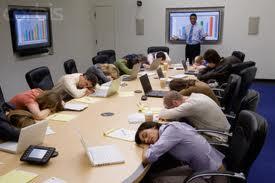 Meer effectiviteit door staand vergaderen