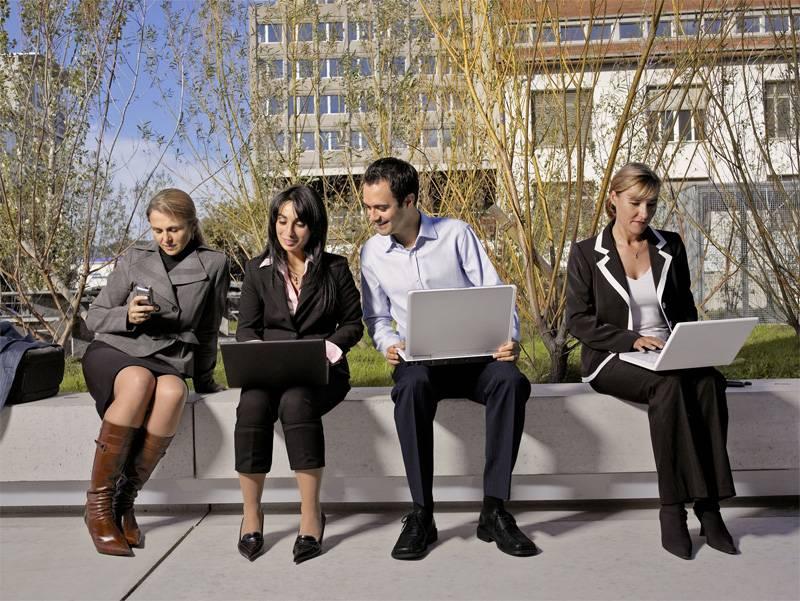 Nederland loopt achter met inrichting van mobiele werkplekken