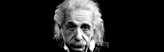 De werkplek van Albert Einstein