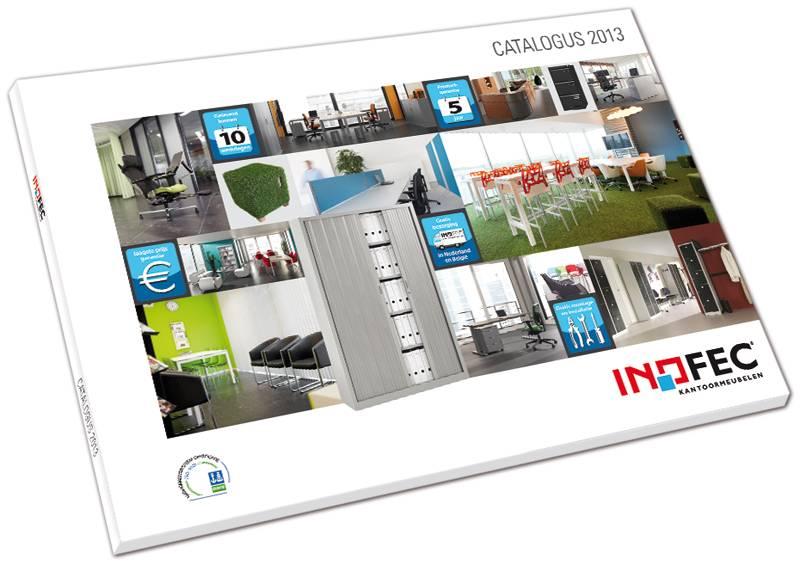 Kantoormeubelen 2013: de Inofec catalogus is er weer