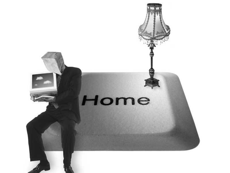 Thuiswerken of toch naar kantoor?