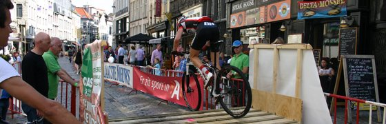 Inofec Kantoormeubelen partner van City Mountainbike Roosendaal