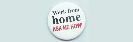 Stijging in het aandeel thuiswerkers