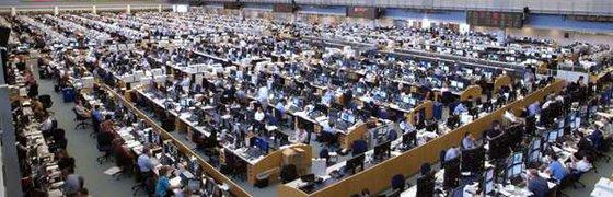 CfPB werkomgeving 2014: Ontevreden over het binnenklimaat en concentratiemogelijkheden