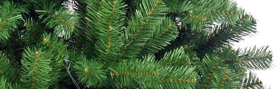 Bedrijven kiezen massaal voor kunstkerstbomen