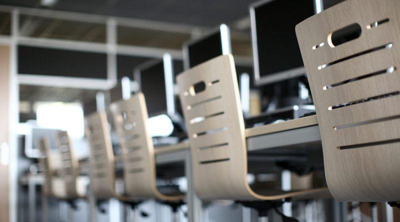 Smart klaslokalen voor technisch beroepsonderwijs Kenia