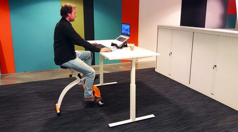 Goede voornemens: meer bewegen, ook op kantoor