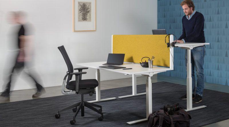 5 redenen om nú een zit-sta-bureau te kopen