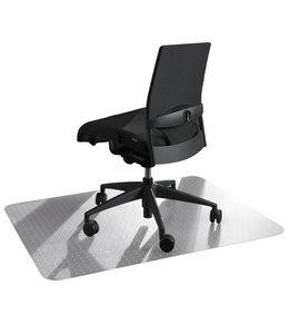 Bureaustoelmat voor harde vloer 120x90