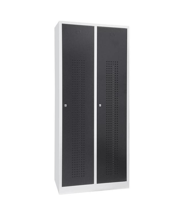 Inofec Garderobekast Image XL 180h 2-deurs