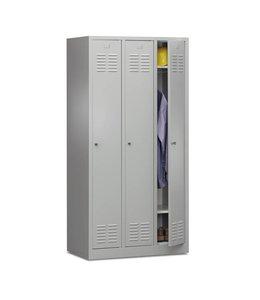 INOFEC Garderobekast 3-deurs