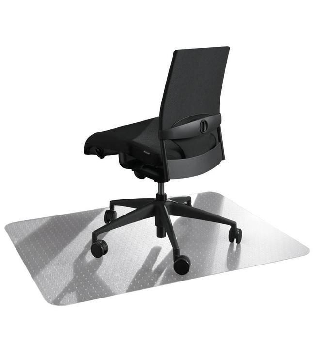 Bureaustoelmat voor harde vloer 120x150