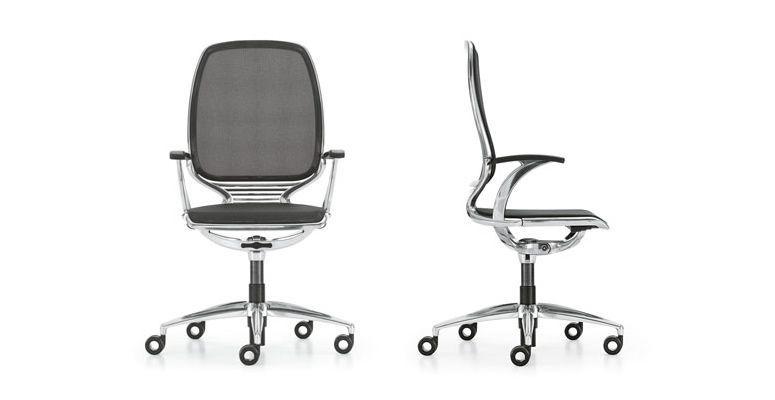 Girsberger AL3: een bureaustoel met een top design