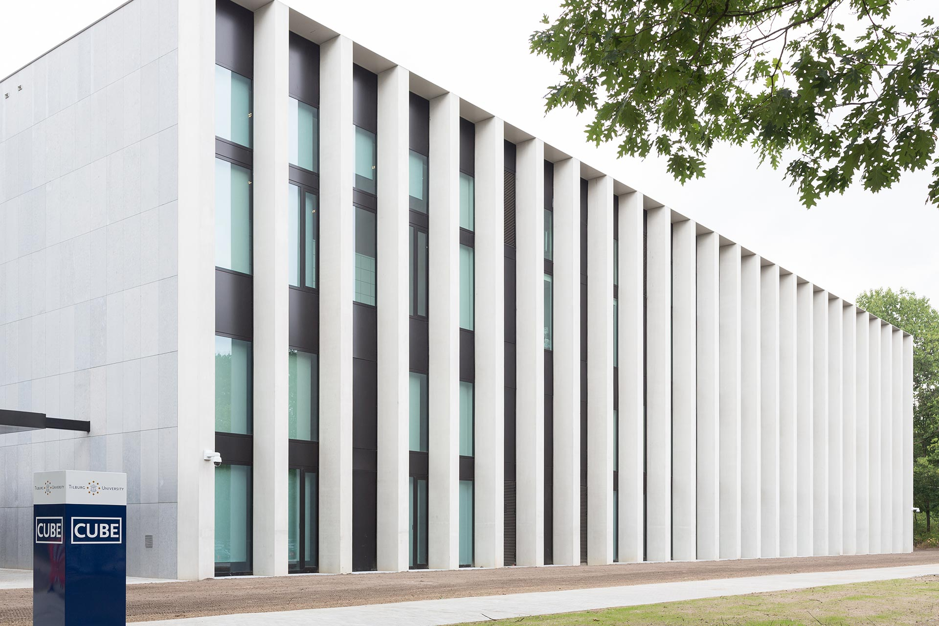 Gebouw Tilburg University