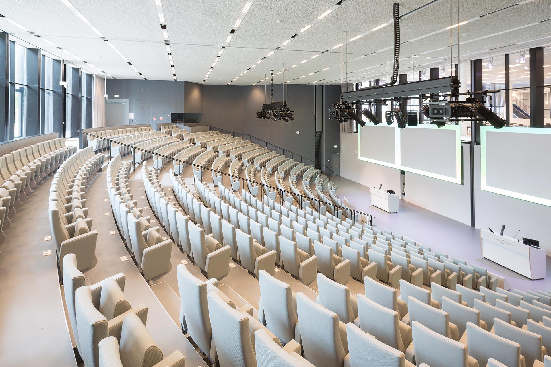 Auditorium Tilburg University