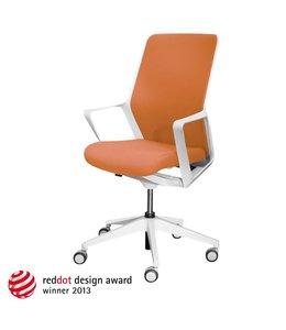 OP =OP Designstoel InoFlo Wit