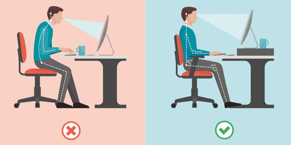 Aan welke eisen moet een ARBO bureaustoel voldoen?