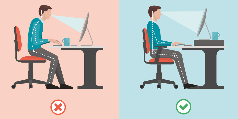 Aan welke eisen moet een ARBO proof bureaustoel voldoen?