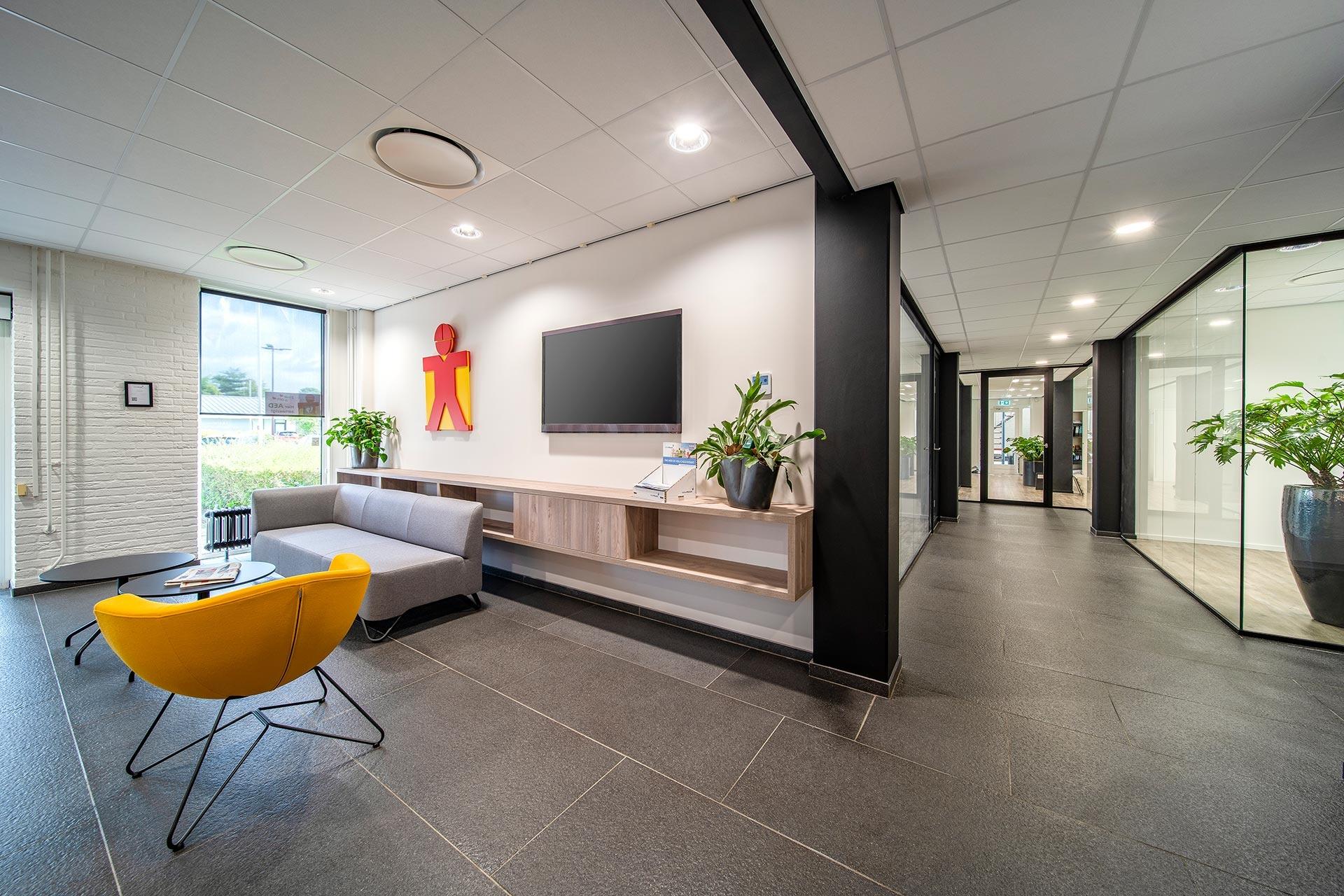 Voor aannemersbedrijf Van Agtmaal moest de focus komen te liggen op een huiselijke sfeer en comfort