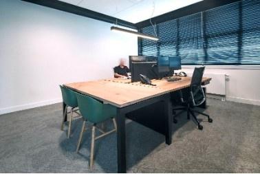 industriële ergonomische kantoorinrichting