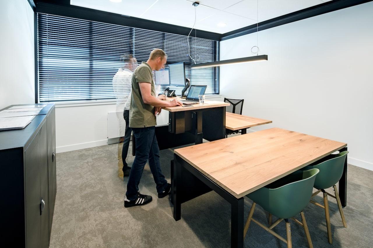 Zo creëer je een actieve werkplek op kantoor!