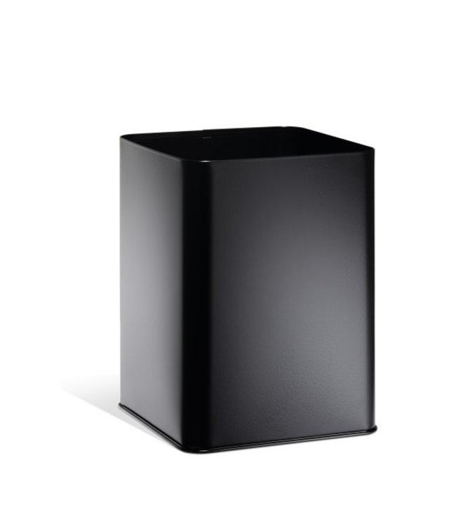 Prullenbak vierkant 18,5 liter