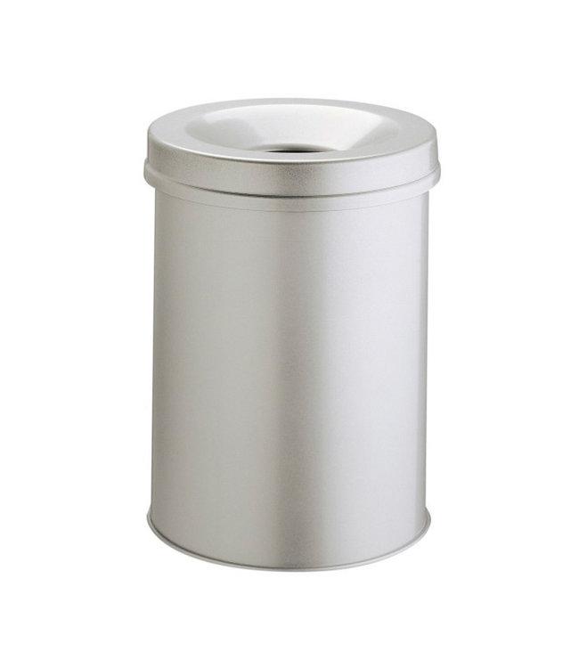 Prullenbak vlamdovend 15 liter