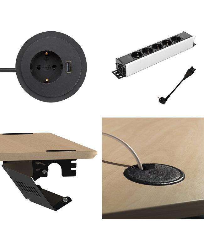 Kabelmanagementpakket Deluxe Inbouw