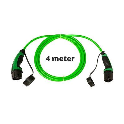 Ratio Laadkabel type 2 naar type 2 - 3 fase 16A - 4 meter