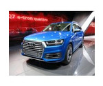 Laadstation Audi Q7 e-tron