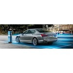 Laadstation BMW 740e eDrive