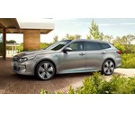 Laadstation Kia Optima Sportswagon PHEV