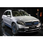 Laadstation Mercedes-Benz GLE 500e Plug-in