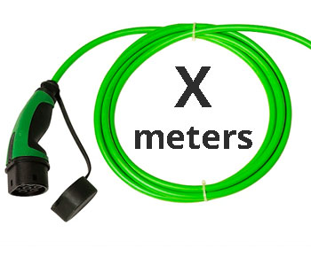 Laadkabel x aantal meters