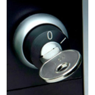 Ratio Key Switch slot/ sleutelvergrendeling voor laadstation