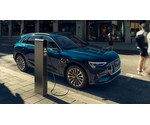 Laadstation Audi e-tron 55 Quattro