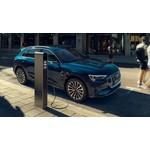 Laadstations voor de Audi e-tron 55 Quattro