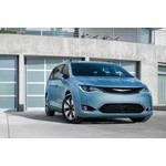Laadstations voor de Chrysler Pacifica Plug-in Hybrid