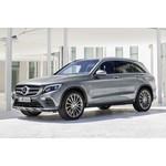 Laadstations voor de Mercedes-Benz GLC350e Plug-in Hybrid
