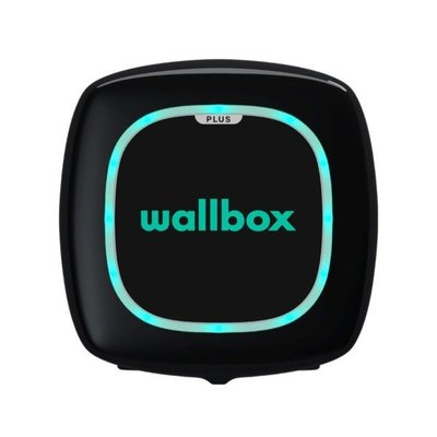 Wallbox Pulsar Plus 7,4 kW - EV Laadstation Zwart type 1, vaste laadkabel