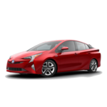 Laadstation voor de Toyota Prius Plug-in Hybrid (model vanaf mei 2017)