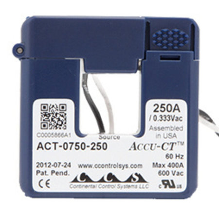 CT Klem (CT Clamp) stroomsensor 250A