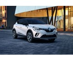 Laadstation Renault Captur E-Tech