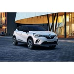 Laadstations voor de Renault Captur E-Tech