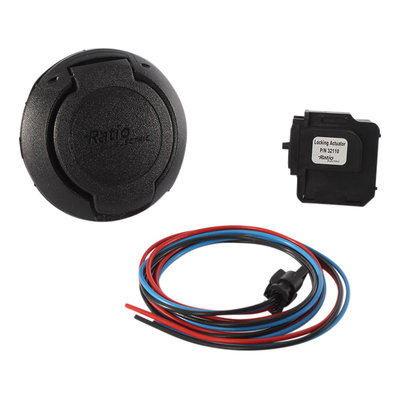 Ratio EV Charging outlet + Vergrending laadkabel