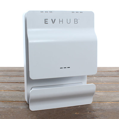 EVHUB Laadstation type 2, 16A, 1 of 3 fase, Outlet